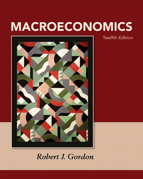 Macroeconomics, CourseSmart eTextbook, 12th Edition