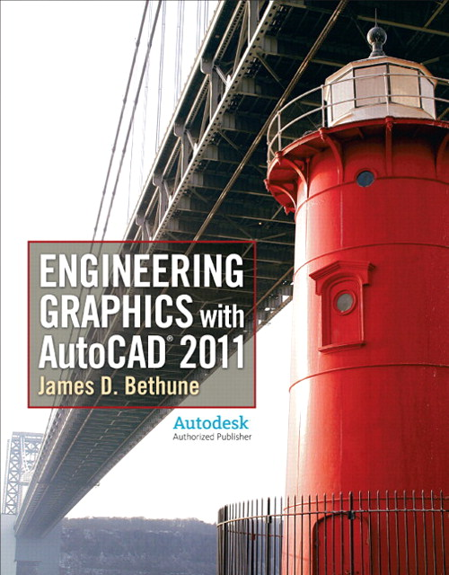 Engineering Graphics with AutoCAD 2011, CourseSmart eTextbook