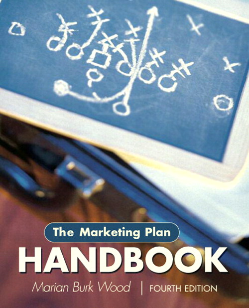 Marketing Plan Handbook, The and Marketing PlanPro Premier Package, 4th Edition