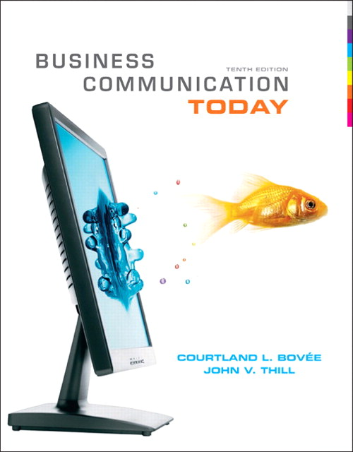 Business Communication Today, 10th Edition