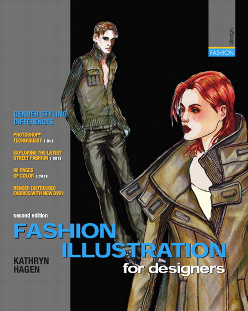 Fashion Illustration for Designers, CourseSmart eTextbook, 2nd Edition