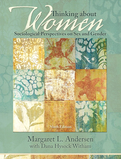 Thinking About Women , CourseSmart eTextbook, 9th Edition
