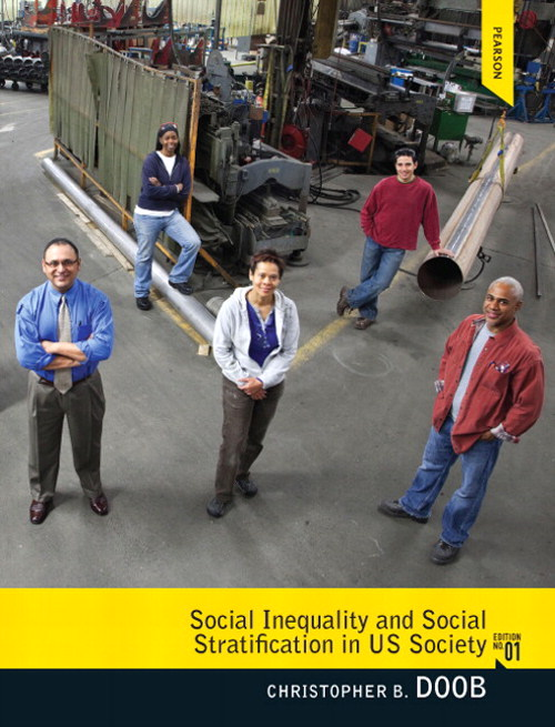Social Inequality and Social Stratification in US Society, CourseSmart eTextbook