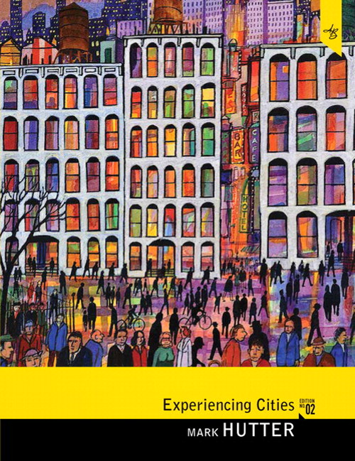 Experiencing Cities, CourseSmart eTextbook, 2nd Edition