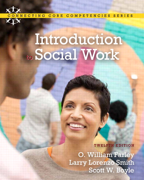 Introduction to Social Work, CourseSmart eTextbook, 12th Edition