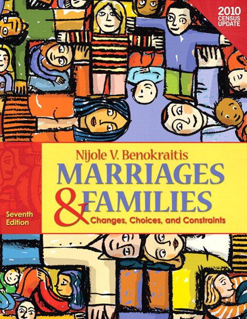Marriages and Families Census Update, CourseSmart eTextbook, 7th Edition