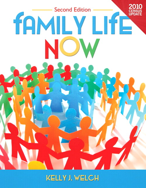 Family Life Now Census Update, CourseSmart eTextbook, 2nd Edition