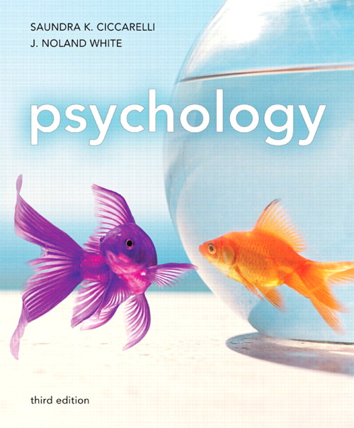 Psychology (paperback), 3rd Edition