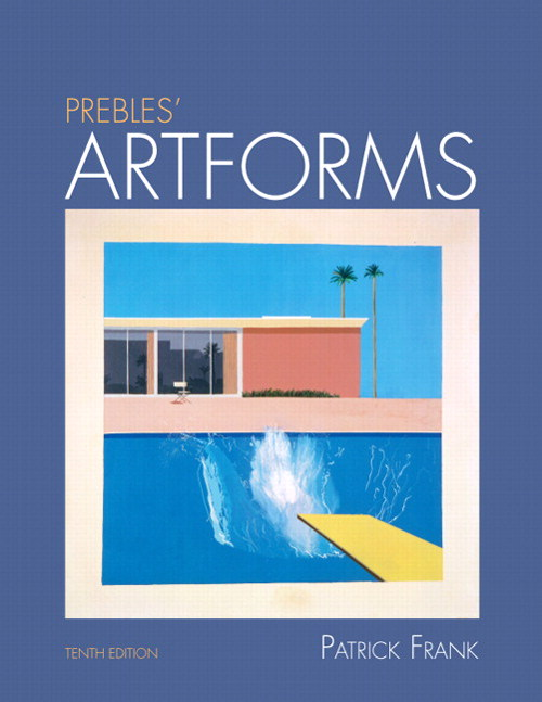 Prebles' Artforms, CourseSmart eTextbook, 10th Edition
