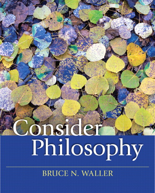 Consider Philosophy CourseSmart eText
