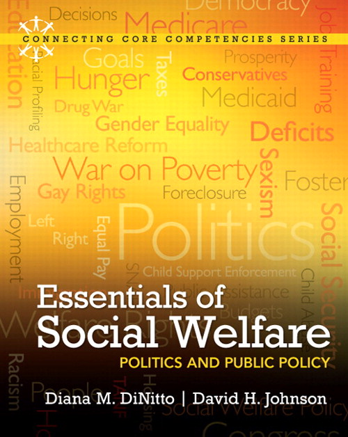 Essentials of Social Welfare: Politics and Public Policy, CourseSmart eTextbook