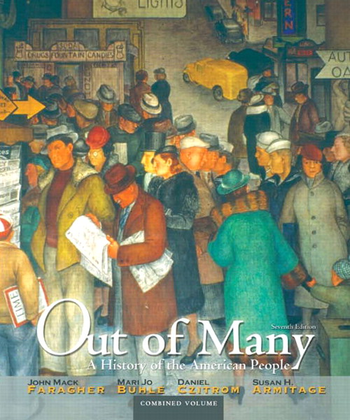 Out of Many: A History of the American People , Combined Volume, CourseSmart eTextbook, 7th Edition