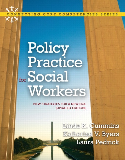 Policy Practice for Social Workers: New Strategies for a New Era (Updated Edition) with MySocialWorkLab and Pearson eText