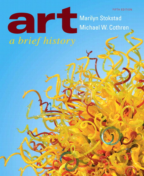 Art: A Brief History, 5th Edition