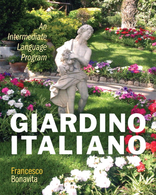 Giardino italiano: An Intermediate Language Program, CourseSmart eTextbook