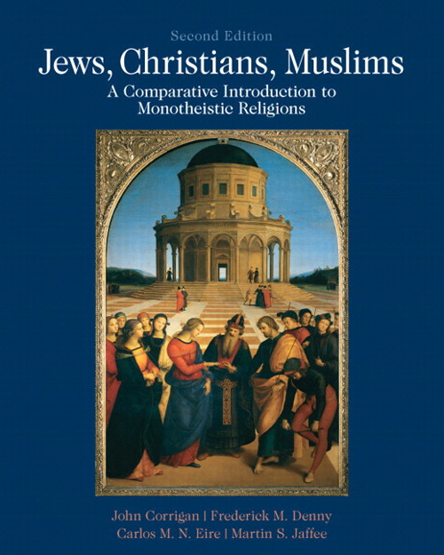 Jews, Christians, Muslims, CourseSmart eTextbook, 2nd Edition
