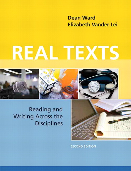 Real Texts: Reading and Writing Across the Disciplines, 2nd Edition