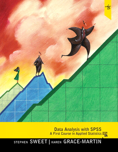Data Analysis with SPSS: A First Course in Applied Statistics, CourseSmart eTextbook, 4th Edition