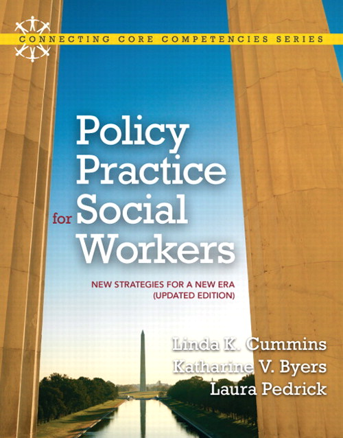 Policy Practice for Social Workers: New Strategies for a New Era, CourseSmart eTextbook