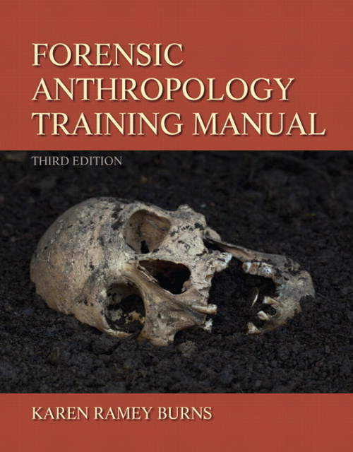 Forensic Anthropology Training Manual, The, CourseSmart eTextbook, 3rd Edition