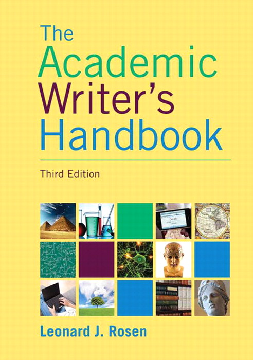 Academic Writer's Handbook, The, CourseSmart eTextbook, 3rd Edition