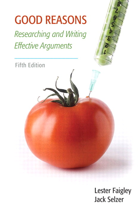 Good Reasons: Researching and Writing Effective Arguments,  CourseSmart eTextbook, 5th Edition