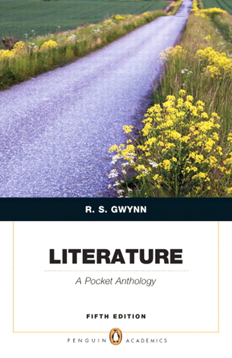 Literature: A Pocket Anthology (Penguin Academics Series), 5th Edition