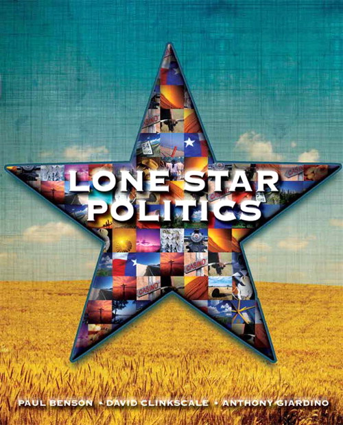 Lone Star Politics, CourseSmart eTextbook