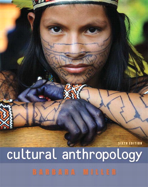 Cultural Anthropology, CourseSmart eTextbook, 6th Edition
