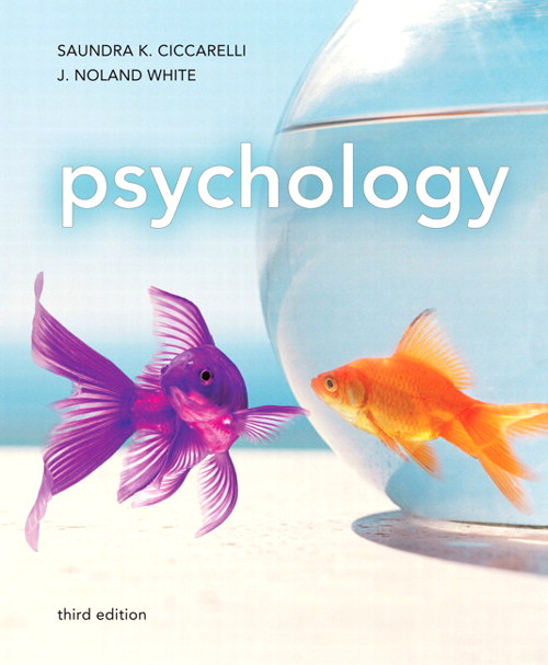 Psychology, CourseSmart eTextbook, 3rd Edition