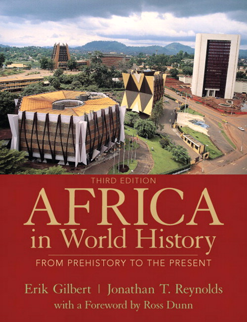Africa in World  History, 3rd Edition