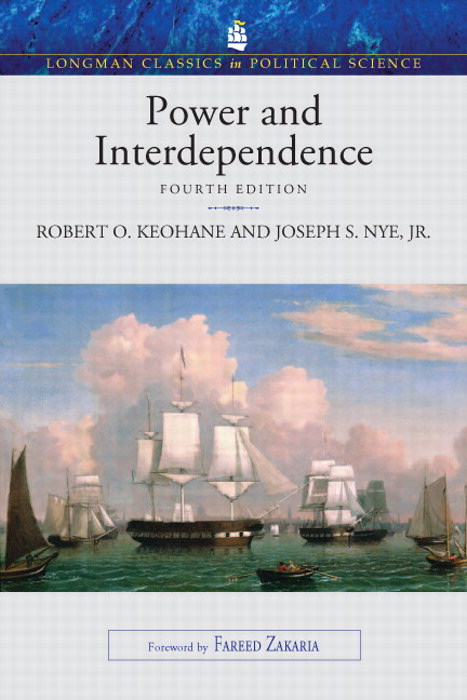 Power & Interdependence, CourseSmart eTextbook, 4th Edition