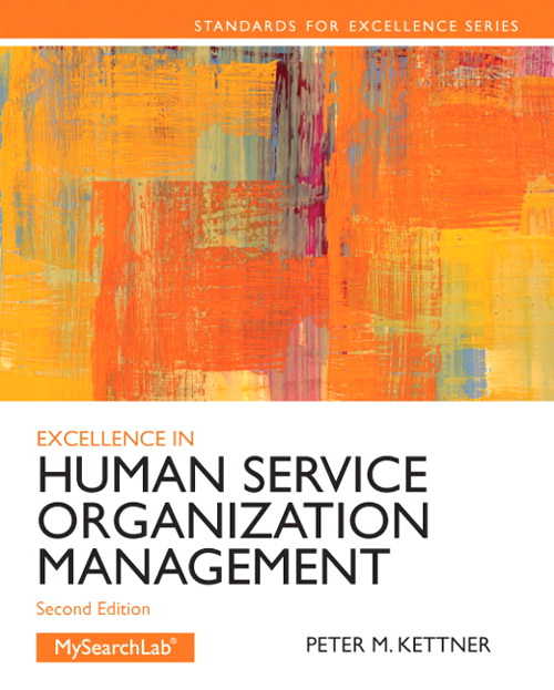 Excellence in Human Service Organization Management, 2nd Edition