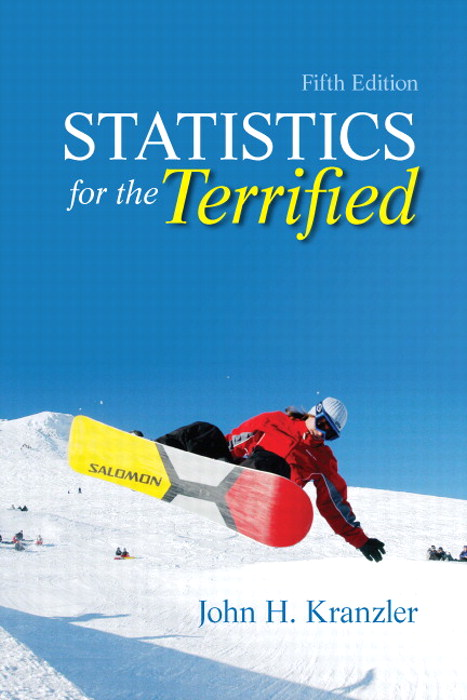 Statistics for the Terrified, CourseSmart eTextbook, 5th Edition