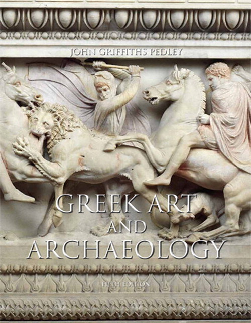 Greek Art and Archaeology, CourseSmart eTextbook, 5th Edition