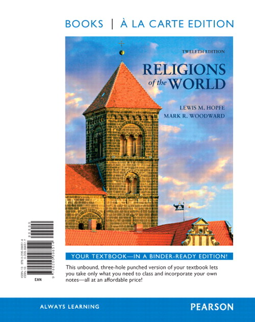 Religions of the World, Books a la Carte Edition, 12th Edition