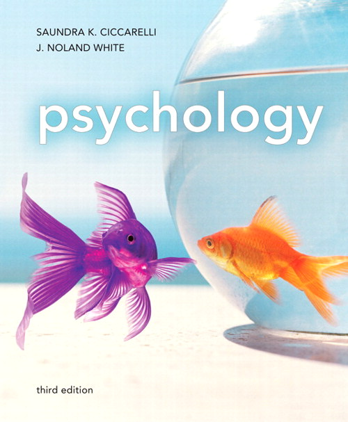 Psychology Plus NEW MyPsychLab with Pearson eText -- Access Card Package, 3rd Edition