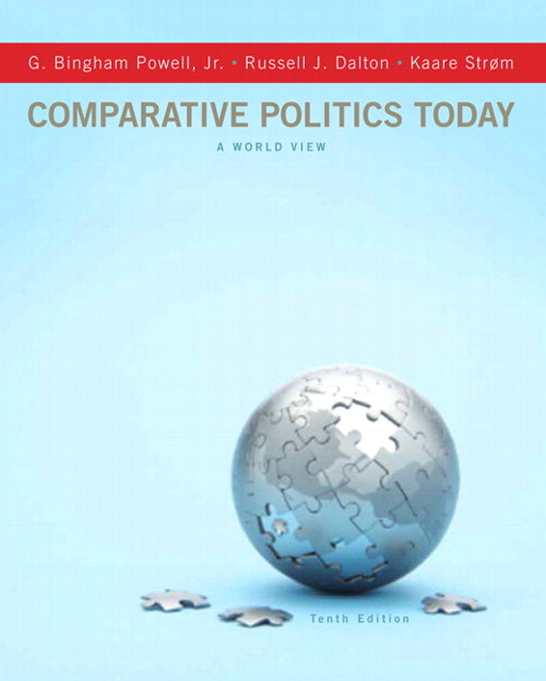 Comparative Politics Today: A World View, CourseSmart eTextbook, 10th Edition