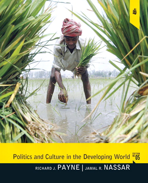 Politics and Culture in the Developing World, CourseSmart eTextbook, 5th Edition