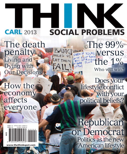 THINK Social Problems, CourseSmart eTextbook, 2nd Edition