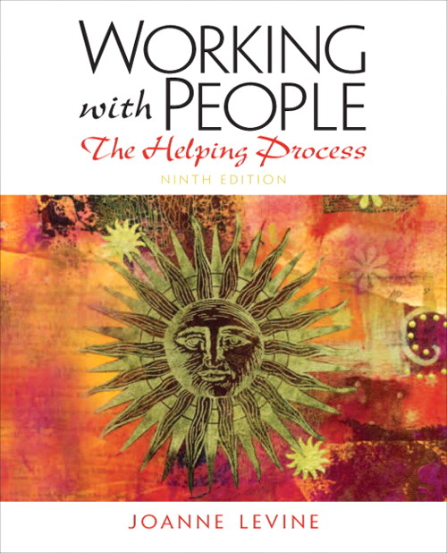 Working with People: The Helping Process, CourseSmart eTextbook, 9th Edition