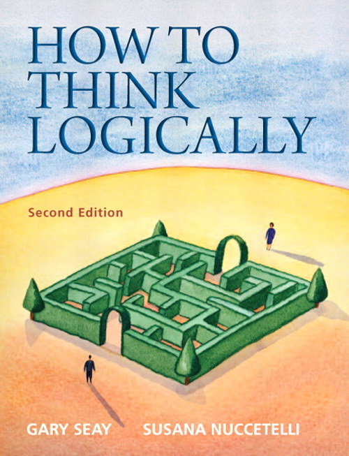 How to Think Logically, CourseSmart eTextbook, 2nd Edition