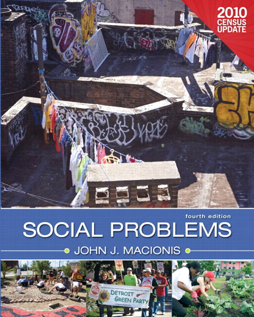 Social Problems, Census Update, 4th Edition