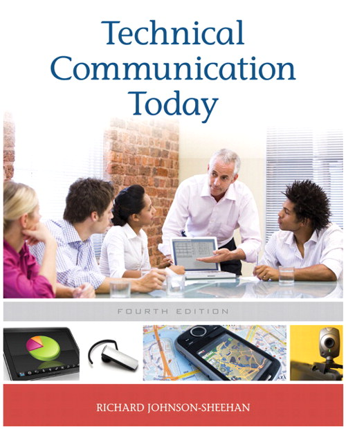 Technical Communication Today, 4th Edition