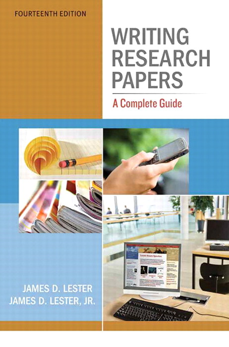 Writing Research Papers: A Complete Guide, CourseSmart eTextbook, 14th Edition