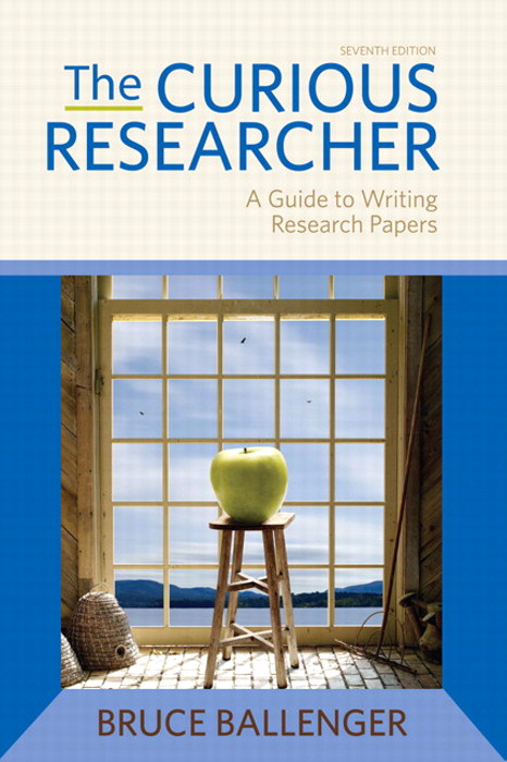 Curious Researcher, The, 7th Edition