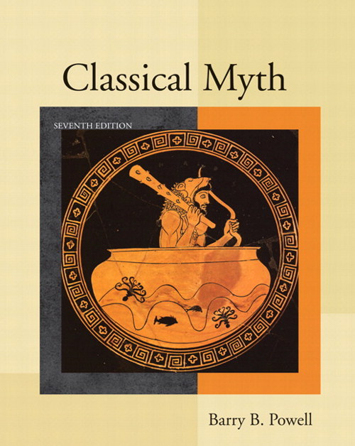 Classical Myth, CourseSmart eTextbook, 7th Edition