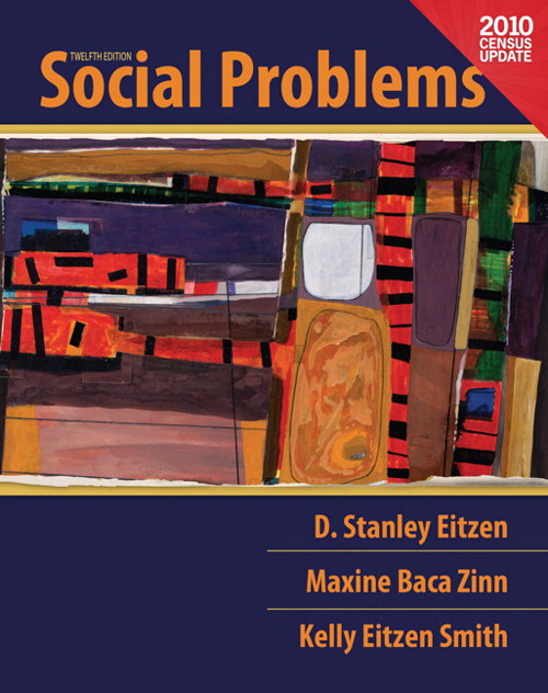 Social Problems, Census Update, Books a la Carte Edition, 12th Edition