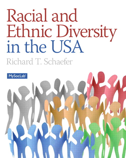 Racial and Ethnic Diveristy in the USA, CourseSmart eTextbook