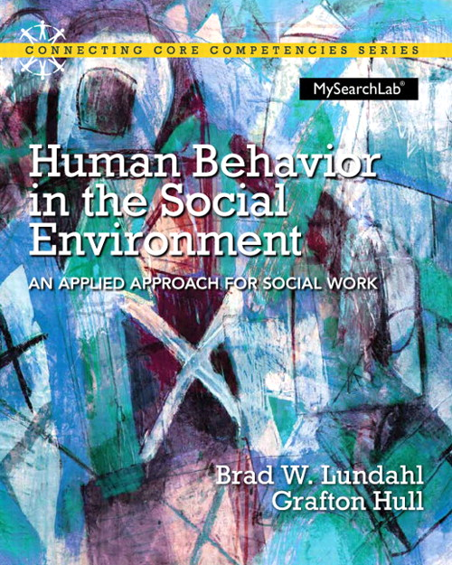 Applied Human Behavior in the Social Environment, CourseSmart eTextbook
